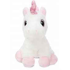 Sparkle Tales Unicorn Lolly 7In White