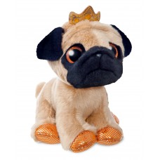 Sparkle Tales Royal Pug Dog 7 In