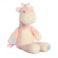 Gigi Giraffe Pink 14In