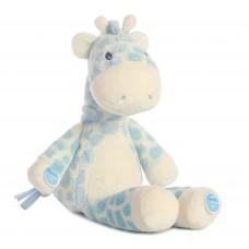 Gigi Giraffe Blue 14In