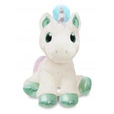 Sparkle Tales Bubbles Cream Unicorn 12In