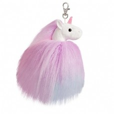 Sparkle Tales Tickle Unicorn Keyclip Pastel
