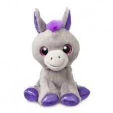 Sparkle Tales Bluebell Donkey 7In