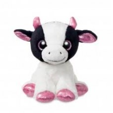 Sparkle Tales Clover Cow 7In