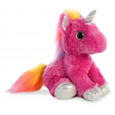 Sparkle Tales Cosmic Unicorn 12In Hot Pink