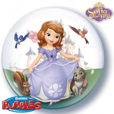 22 inch  SINGLE BUBBLE SOFIA THE FIRST
