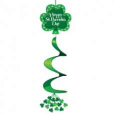 DEC SWIRL vinyl:ST PATS DAY