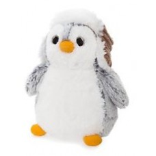 Pompom Penguin W/Hat 9In