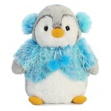 Pompom Penguin Panache Blue 11.5In