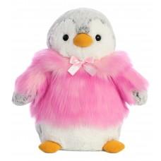 PomPom Penguin HP Pink 11In