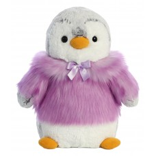 PomPom Penguin HP Purple 11In