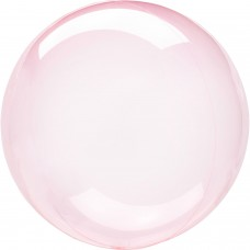 Clearz: Crystal Dark Pink