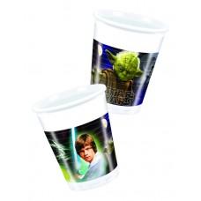 Star Wars & Heroes Heroes Plastic Cups
