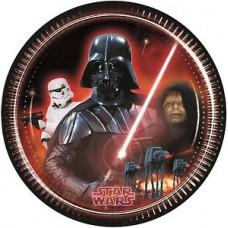 Star Wars & Heroes  Paper  Plates