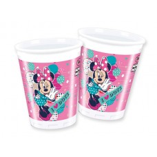 Minnie Dots Cups