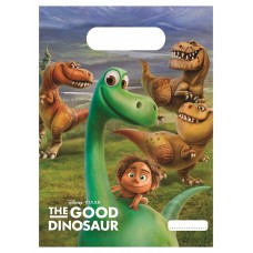The Good Dinosaur Party Bags. Each pack contains 6 bags.