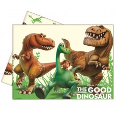 The Good Dinosaur Tablecover. This rectangle shaped plastic