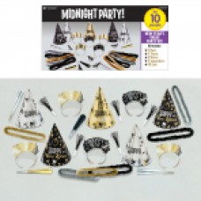 MIDNIGHT PARTY- KIT FOR 10