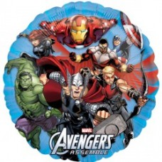 Avengers Assemble 22 Single Bubble