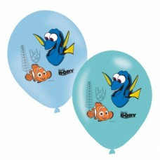 Finding Dory 11 inch Latex Balloons pack of 6