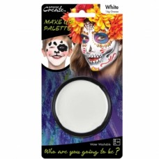 14g Grease Pallette - White