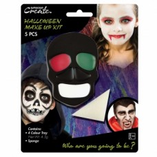 Face Paint Kit - Halloween