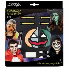 Face Paint Kit - Family Kit