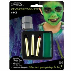 Face Paint Kit - Frankenstein