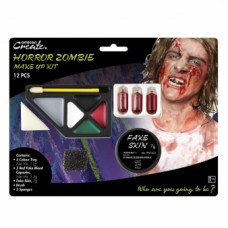 Face Paint Kit - Mens Zombie