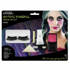 Face Paint Kit - Gothic Ragdol