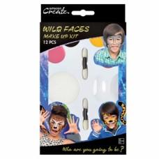 Face Paint Wild Faces