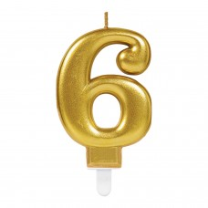 SPARK CELEB GOLD CANDLE #6