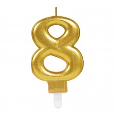 SPARK CELEB GOLD CANDLE #8