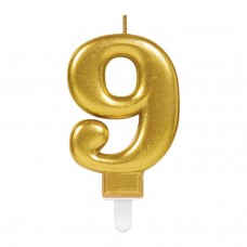 SPARK CELEB GOLD CANDLE #9