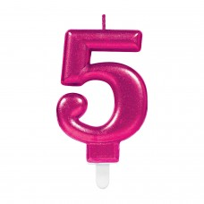 SPARK CELEB PINK CANDLE #5