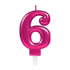 SPARK CELEB PINK CANDLE #6