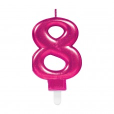 SPARK CELEB PINK CANDLE #8