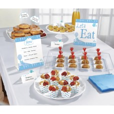 Communion Church Blue Buffet Kit