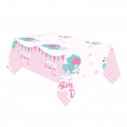 Christening Pink Tablecover