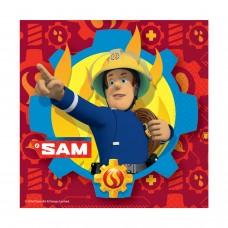 Fireman Sam 2017 Lun Napkin 20