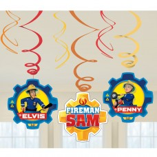 Fireman Sam 2017 Swirl Dec 6