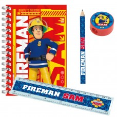 Fireman Sam 2017 Stationery Pk