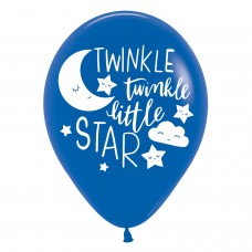 BALLOON: 11' TWINKL LITTL STAR