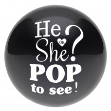 HE OR SHE POP TO SEE BALLOON