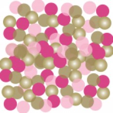 First Holy Communion Pink Confetti 14g