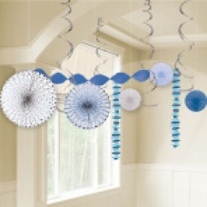First Holy Communion Blue Decoration Kits