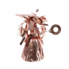 BALLOON WEIGHT foil:rose gold