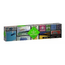 PANORAMIC JIGSAW-STAMP PUZZLE