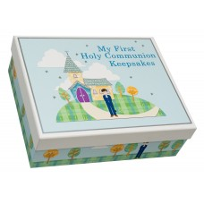 Communio Boy Keepsake Box