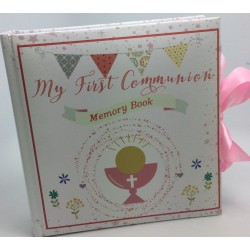 COMMUNION TROVE PHOTO ALBUM BOY